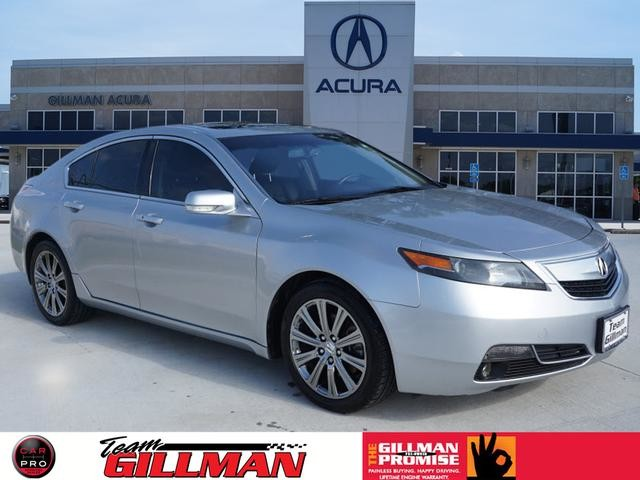 Pre-Owned 2014 Acura TL SPECIAL EDITION SUNROOF LEATHER HEATED SEATS
