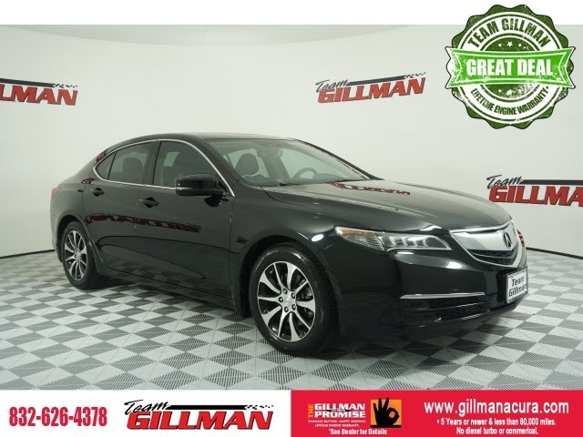 Pre-Owned 2016 Acura TLX Tech
