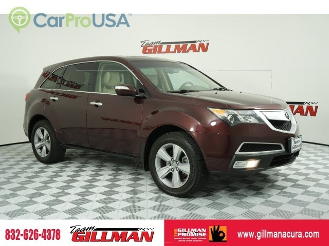 Pre-Owned 2013 Acura MDX Tech Pkg LEATHER NAVIGATION SYSTEM SUNROOF