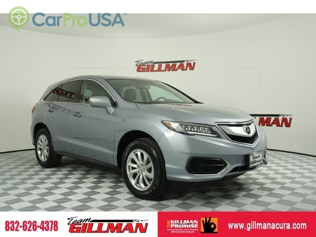 Pre-Owned 2016 Acura RDX CERTIFIED PRE-OWNED LEATHER SUNROOF SUPER CLEAN WITH SERVICE RECORDS
