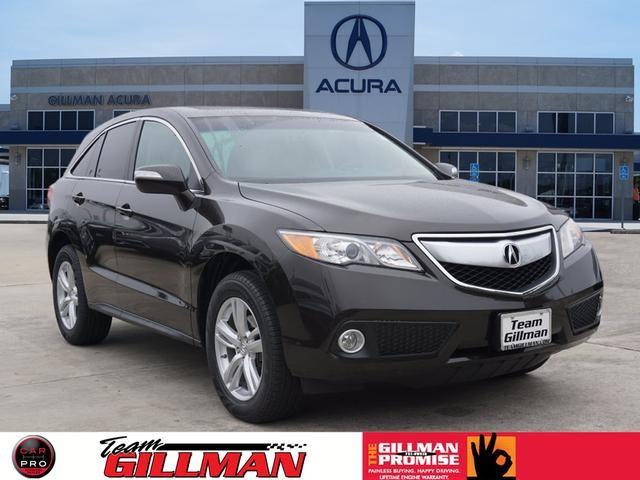 Certified Pre-Owned 2014 Acura RDX with Technology Package