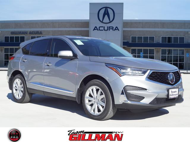 New 2019 Acura Rdx Base 4dr Suv In Houston 0a190688 Gillman Acura