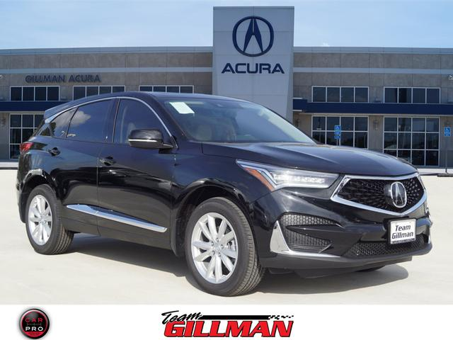 New 2019 Acura Rdx Base 4dr Suv In Houston 0a190757 Gillman Acura