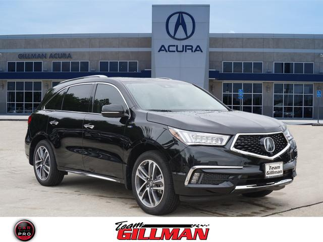 New Acura MDX SPORT HYBRID ADV SHAWD Sport Hybrid Dr SUV W - Acura mdx replacement parts
