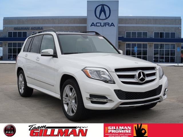 Pre Owned 2017 Mercedes Benz Glk 350