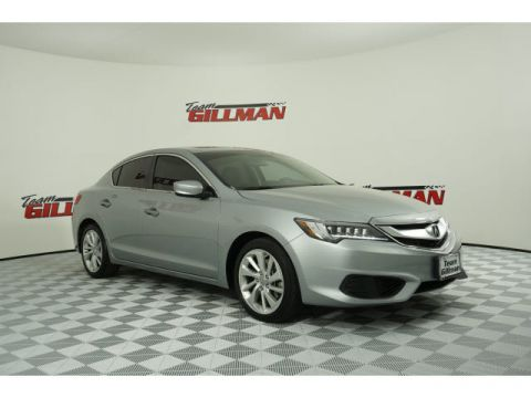 Pre-Owned 2017 Acura ILX LEATHER SUNROOF
