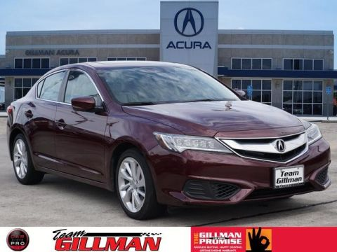 Pre-Owned 2016 Acura ILX TECHNOLOGY NAVIGATION SUNROOF HEATED LEATHER SEATS SUPER CLEAN