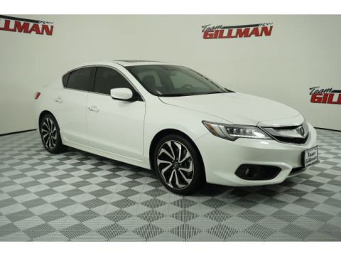 Pre-Owned 2016 Acura ILX w/Technology Plus/A-SPEC Pkg LEATHER SUNROOF CERTIFIED PRE-OWNED