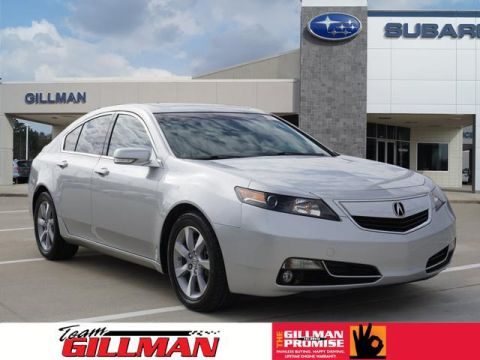 Pre-Owned 2013 Acura TL Base