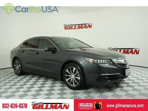Pre-Owned 2016 Acura TLX LEATHER INTERIOR SUNROOF