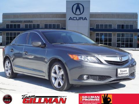 Pre-Owned 2014 Acura ILX TECHNOLOGY NAVI SUNROOF LOW MILES