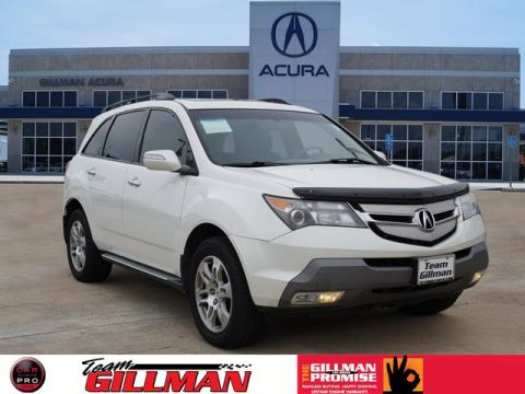 Pre-Owned 2009 Acura MDX BASE