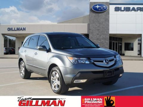 Pre-Owned 2009 Acura MDX SH-AWD w/Tech