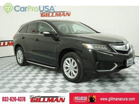 Pre-Owned 2016 Acura RDX LEATHER SUNROOF