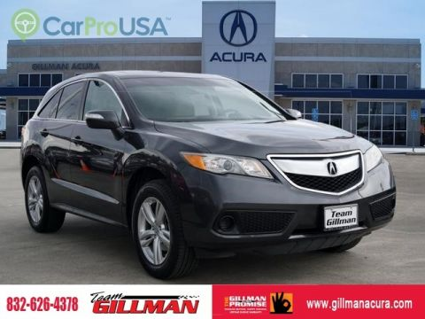 Pre-Owned 2015 Acura RDX LEATHER SUNROOF