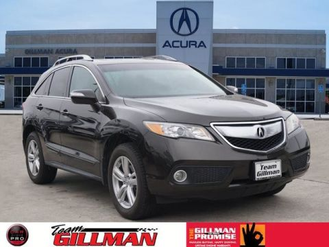 Pre-Owned 2015 Acura RDX TECH NAVIGATION LEATHER SUNROOF HEATED SEATS
