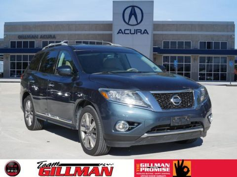 Pre-Owned 2013 Nissan Pathfinder Platinum