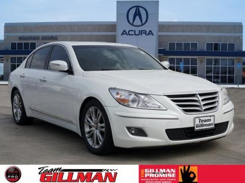 Pre-Owned 2011 Hyundai Genesis LOADED
