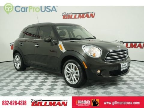 Pre-Owned 2015 MINI Cooper Countryman NAVIGATION SYSTEM LEATHER INTERIOR